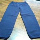 Hanes Sweat Pants Size 4/5 Blue