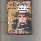 Sam Elliott Blue River / Gone to Texas DVD