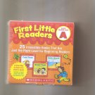 First Little Readers Parent Pack: Guided Reading Level A: 25 Irresistible Books
