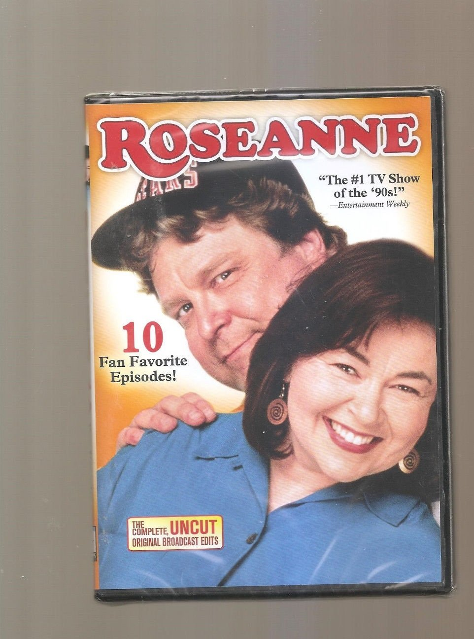 Roseanne: 10 Fan Favorite Episodes (DVD, 2011)