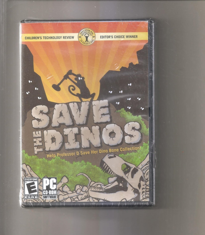 Save the Dinos (PC, 2007)