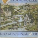 Sunrise Bakery Ann Stookeys 1000 Piece Puzzle Ages 13 & Up