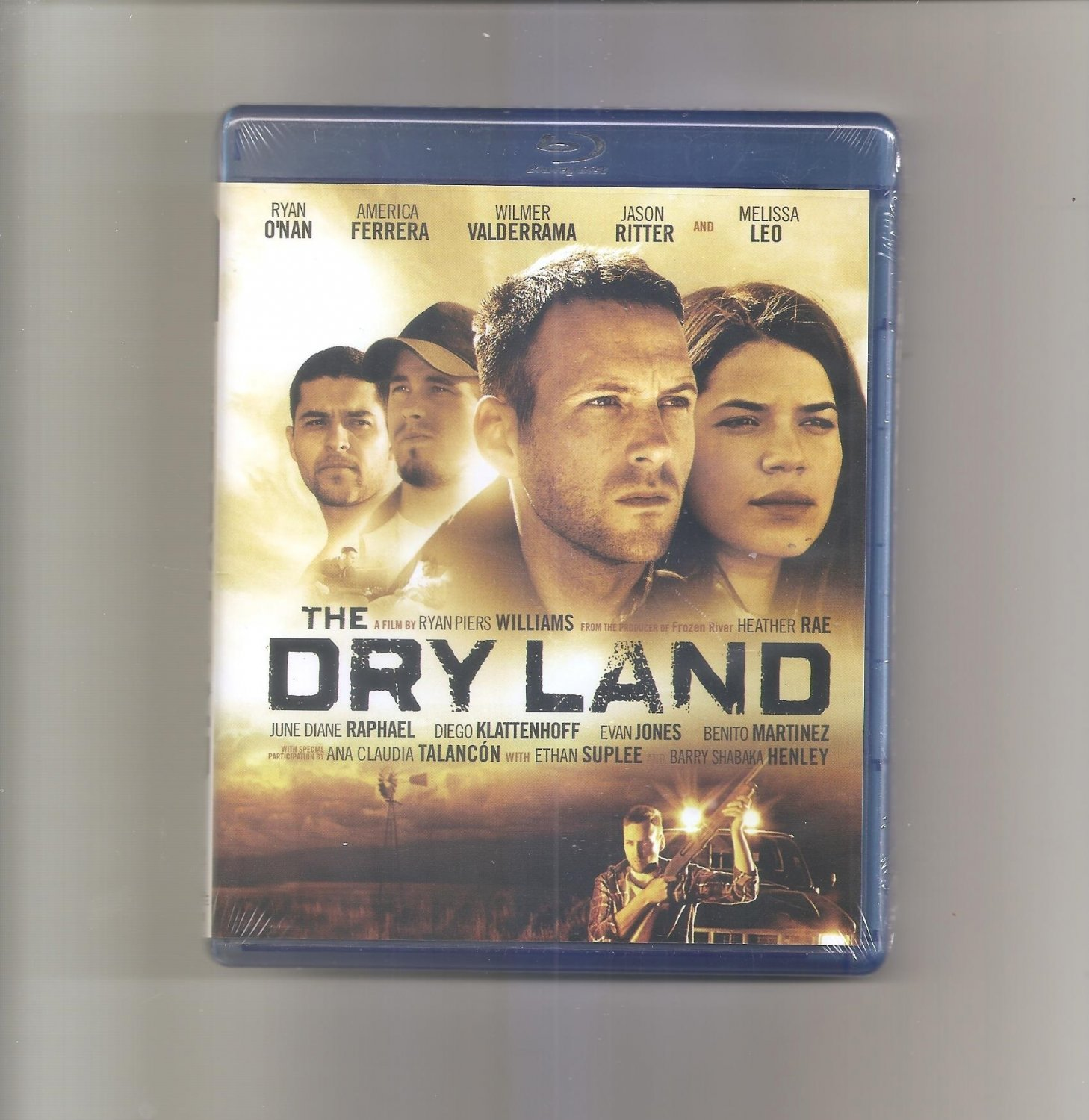 The Dry Land (Blu-ray Disc, 2010)