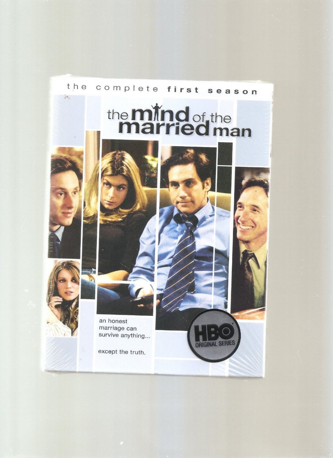 The Mind of the Married Man - Complete First Season (DVD, 2005, 2-Disc Set)