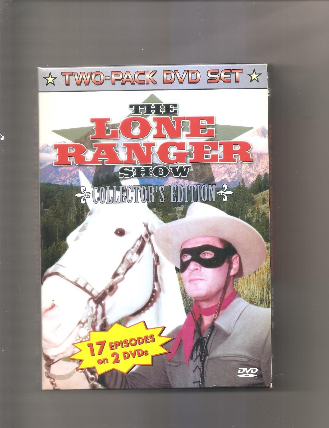 The Lone Ranger Show Collector's Edition (2000) 17 Episodes