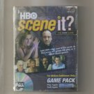 Scene It HBO Edition (Super Game Pack) (DVD / HD Video Game, 2005)Mature Only