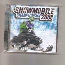 Snowmobile Championship 2000 Jewel Case (PC, 2000)