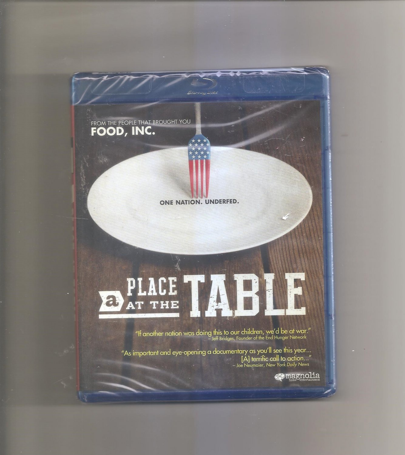 A Place at the Table (Blu-ray Disc, 2013)