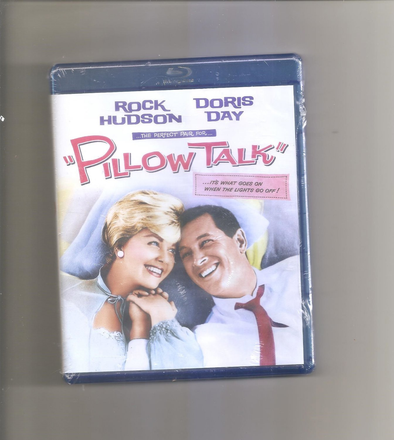 Pillow Talk (Blu-ray Disc, 2013)