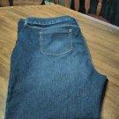 Style & CO Denim Straight Leg Size 22W