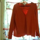 Charter Club Woman Blouse Long Sleeve Size 3X