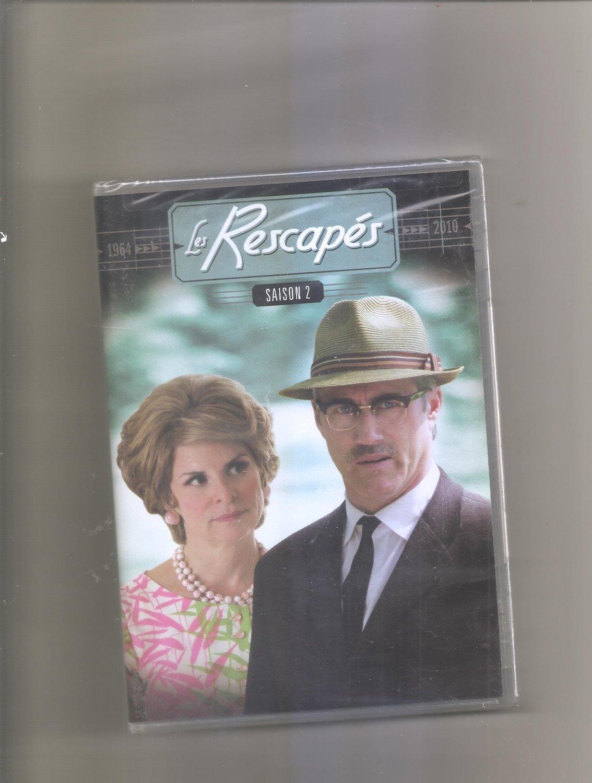 Les Rescapes: Saison 2 (DVD, 2012, Canadian)