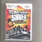 Tony Hawk: Shred (Nintendo Wii, 2010)