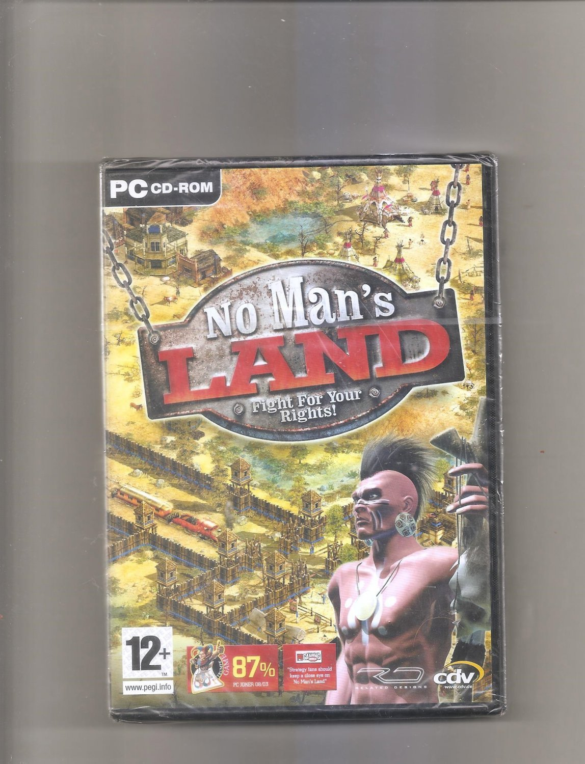 No Man's Land by CDV Software Entertainment