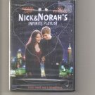 Nick Norahs Infinite Playlist (DVD, 2009)