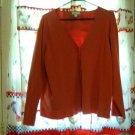 Charter Club Woman Blouse Long Sleeve Size 3X