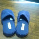 Navy Blue Dream Co. House Shoes Size Large / 9