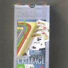 Classic Games Solid Wood 3 Track Board Cribbage 8 Years & Up
