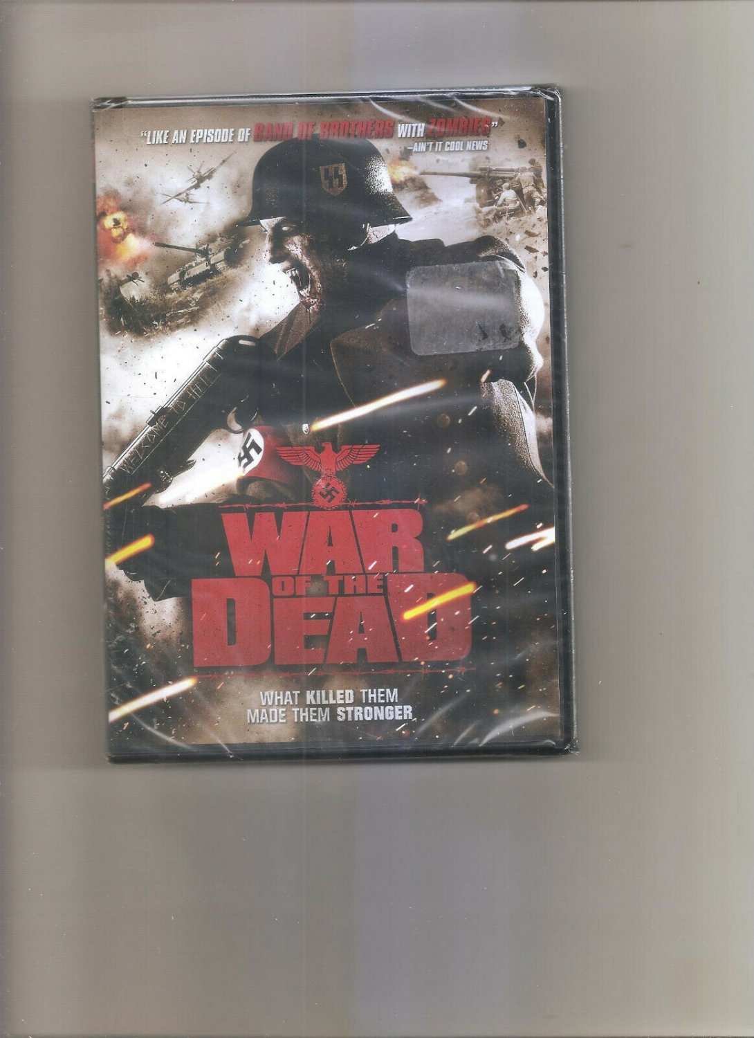 War of the Dead (DVD, 2013) Free Shipping