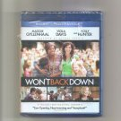 Wont Back Down (Blu-ray Disc, 2013)