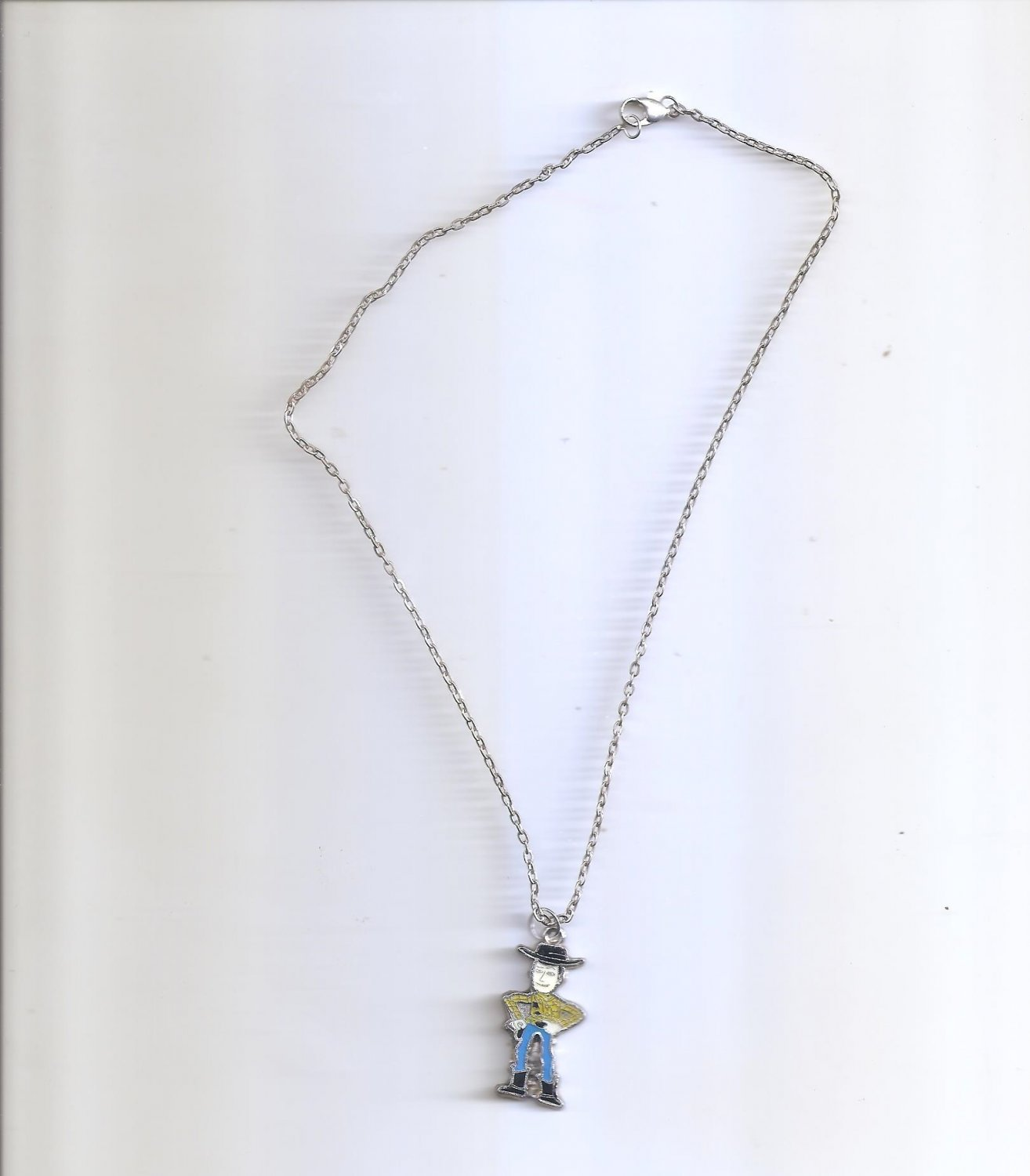 Toy Story Woody Necklace