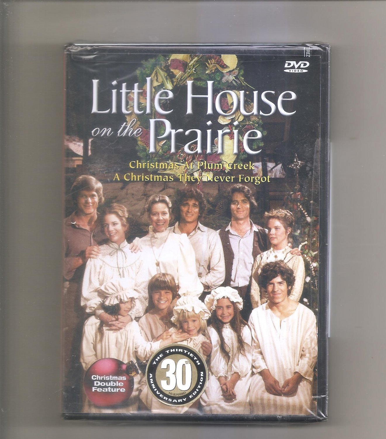 Little House on the Prairie: Christmas at Plum Creek / A Christmas They Never Forgot