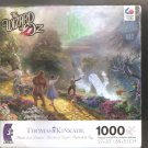 Thomas Kinkade Dorothy Discovers The Emerald City 1000 Piece Jigsaw Puzzle