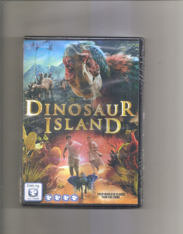 Dinosaur Island DVD