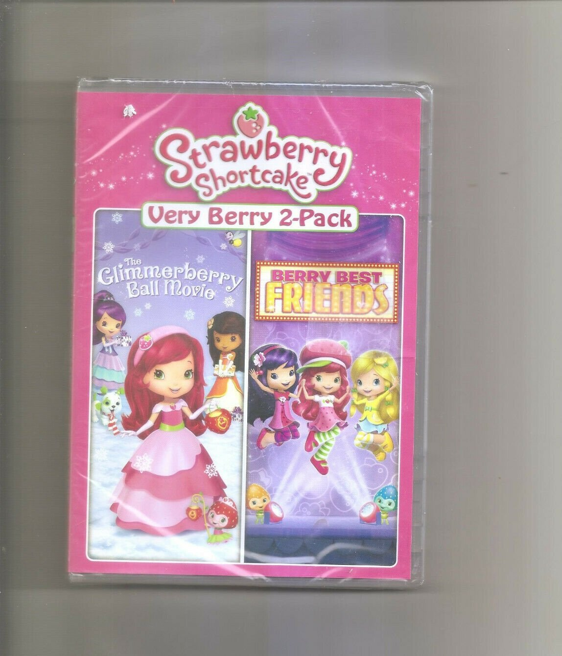Strawberry Shortcake Very Berry 2-Pack: The Glimmerberry Ball Movie/Berry...