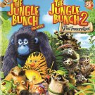 The Jungle Bunch 2-Movie Family Fun Pack (DVD, 2015)