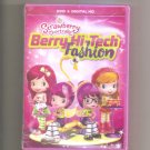 Strawberry Shortcake: Berry Hi-Tech Fashion (DVD, 2016)