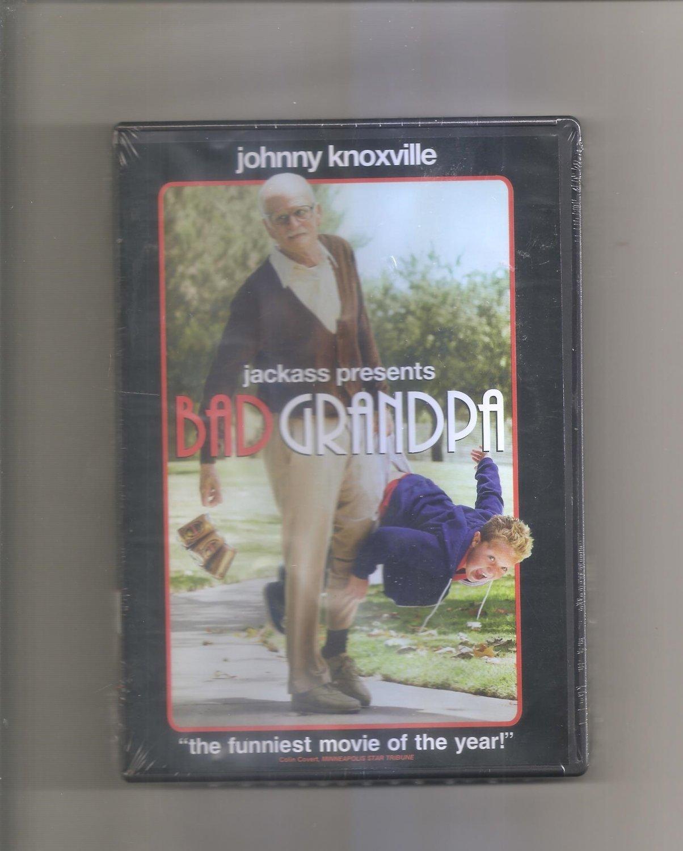 Jackass Presents: Bad Grandpa (DVD, 2014)