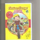 Curious George: Outdoor Adventures (DVD, 2016)