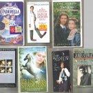 Mixed VHS Movie Lot  7 New & Sealed