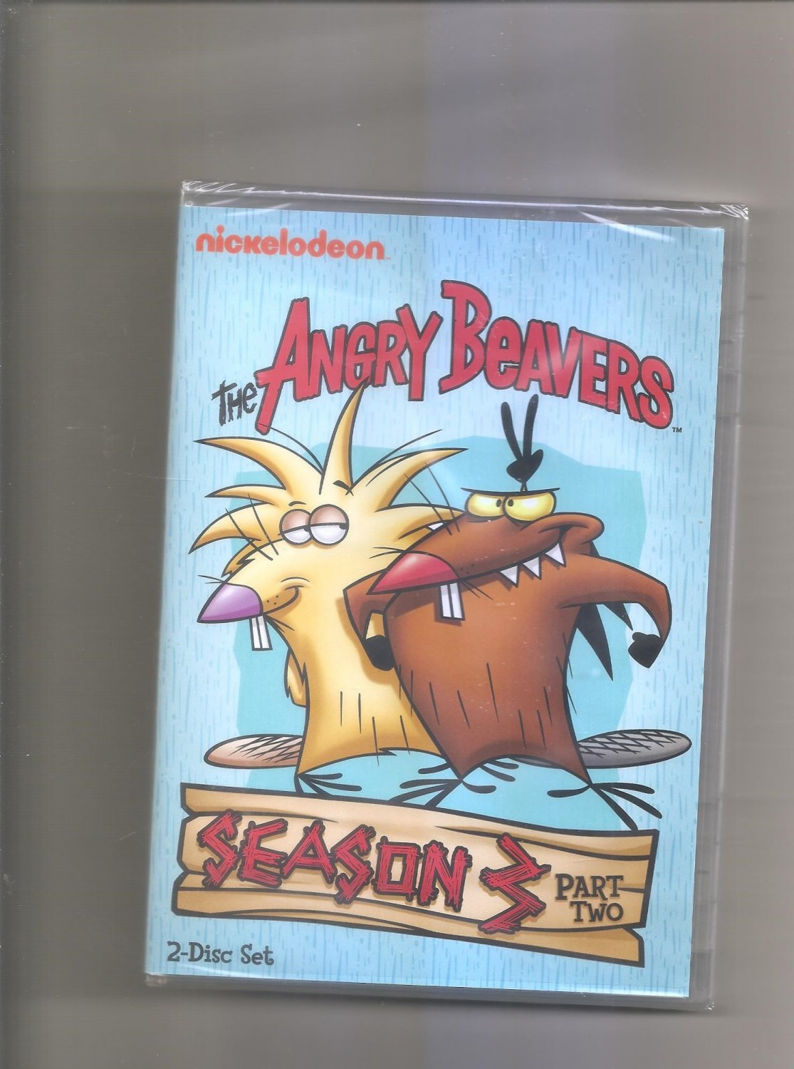 The Angry Beavers: Season 3, Part Two (DVD, 2012, 2-Disc Set)