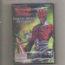 Star Wars: The Clone Wars - Darth Maul Returns (DVD, 2013)