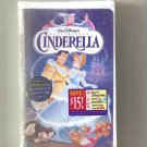 Cinderella (VHS, 1995) Clamshell