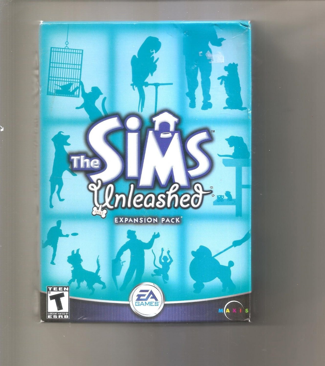 Sims: Unleashed Expansion Pack (PC, 2002)