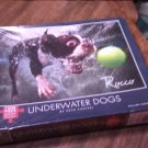 Rocco Underwater Dogs By Seth Casteel 1000 Piece Puzzle Ages 12 Up New & Sealed