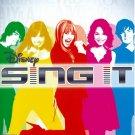 Disney Sing It (Sony PlayStation 2, 2008)