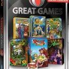 6 Great Games (Windows/Mac, 2011)