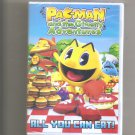 Pac-Man and the Ghostly Adventures: All You Can Eat (DVD, 2014)
