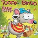 Toupie et Binou:Drole De Lapin (DVD, 2007, Canadian)Toopy & Binoo - Funny Bunny