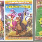 3 Children DVD Movie Lot Hello Kitty & Land Before Time