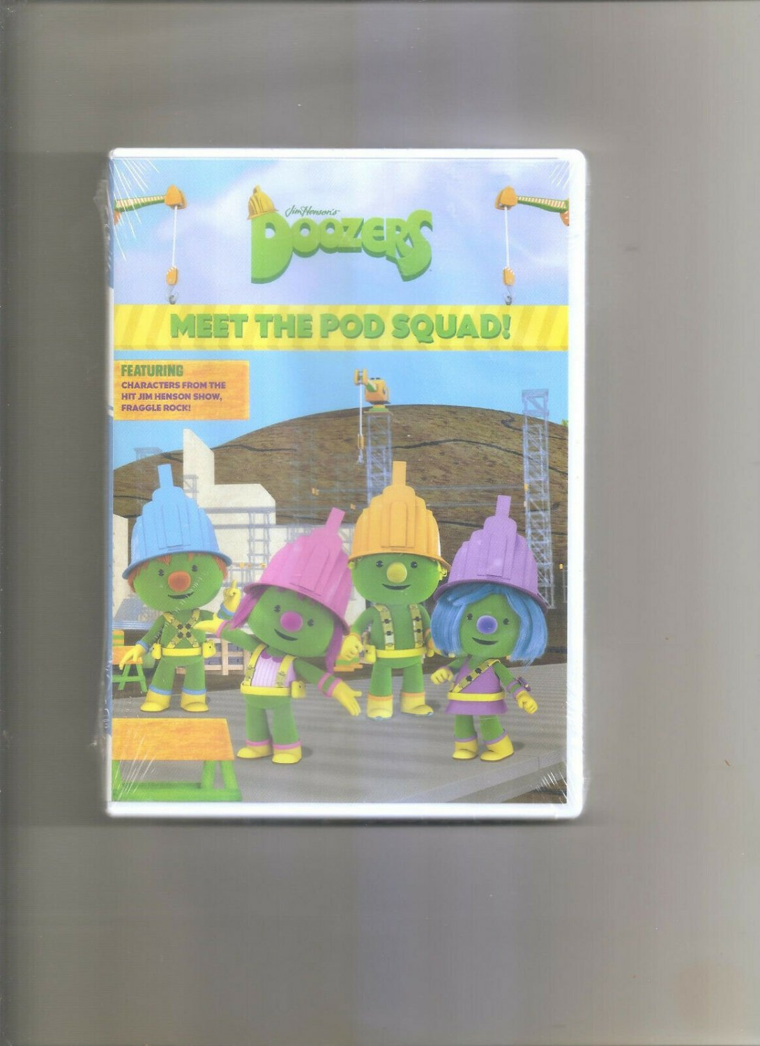 Doozers: Meet the Pod Squad (DVD, 2015)