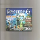 Mystery 6 Pack: Unravel Amazing Mysteries Crystal Skulls
