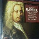 Best Of Handel (CD, Oct-1997, Madacy)