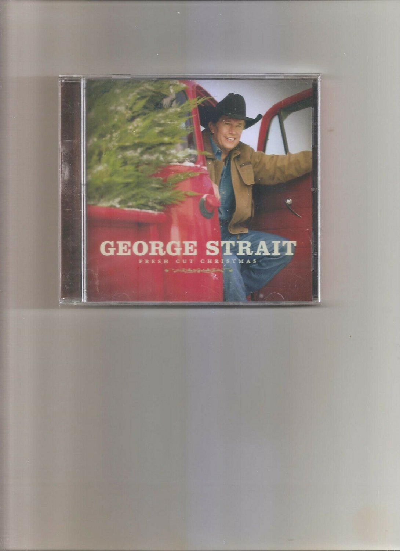 George Strait CD Fresh Cut Christmas by George Strait
