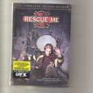 Rescue Me - The Complete Second Season (DVD, 2006, 4-Disc Set)