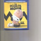 The Peanuts Movie (Blu-ray/DVD, 2016, 2-Disc Set, Includes Digital Copy)
